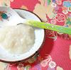 土鍋を使った甘酒(米麹)の作り方を眺める。