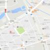大学生がアルバイトを探すときGoogle Map を見ながら探すのもいい
