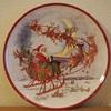 Pottery Barn Kidsのクリスマスプレートがやってきた。