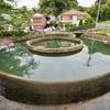 久地円筒分水(神奈川県川崎)