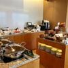 シェラトングランドホテル広島④ シェラトンクラブの紹介(朝食ブッフェ)
