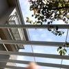 テラスの屋根とフェンスのリフォームが順調に進んでいます