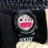 【Gショック】マーロックコラボ時計をもらったよ