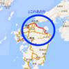【JR九州 乗り鉄】1月中間報告(獲得スタンプ数と行った場所)