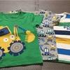 NEXTでベビー服を直輸入!半袖Tシャツと短パンを購入しました。