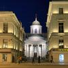 サンクトペテルブルクの夜はロマンチック!@ サンクトペテルブルク