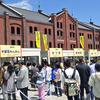 餃子ランナーの名が廃る、横浜港2週連続ランの記録