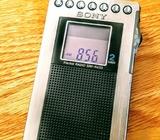 SONY携帯ラジオSRF-R433レビューと比較おすすめポケットラジオは!?