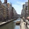 心斎橋のうどん「川福本店」は昔と変わらない美味しさでした!