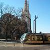 フランス・ボルドーを街歩き - ヨーロッパ6か国鉄道旅(7)