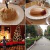 帝国ホテル@大阪にパンケーキを食べに行きました