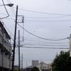 作曲工房 朝の天気 2018-03-01(木)雨(全国で春の嵐)→ くもり → 快晴
