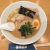 """酉圓屋""""TORIMARU""""(ヴィエンチャン)こってり魚介醤油ラーメン(鶏炊き)  45000キップ(約608円)"""