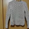 セーター完成してた