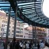 ストラスブール(Strasbourg)のLRT  ---Homme de Fer---。