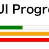 jQuery UIのProgressBarの色をvalueによって変える