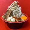 【 東京 千里眼 監修 濃厚マシマシラーメン 】ファミリーマートのチルド麺で マシマシ❗️