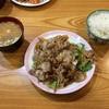 11月17日 新橋 定食屋さん