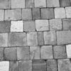 江戸城門脇の石垣