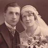 白黒時代の結婚式の写真をカラー化(色再現)