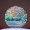紅葉狩り2017②㏌鎌倉~丸窓から覗む幻想的な紅葉と絶品ビーフシチュー~