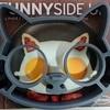 目玉焼きをネコ型で作ってみるニャー!