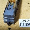 EF81 ディティール アップ 2-2 (スナバ回路&トラクション交換)