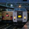 撮影回顧録⑪ 2010年11月23日 北近畿地区遠征撮影 183系、KTR001形、KTR8000形の特急列車撮影記