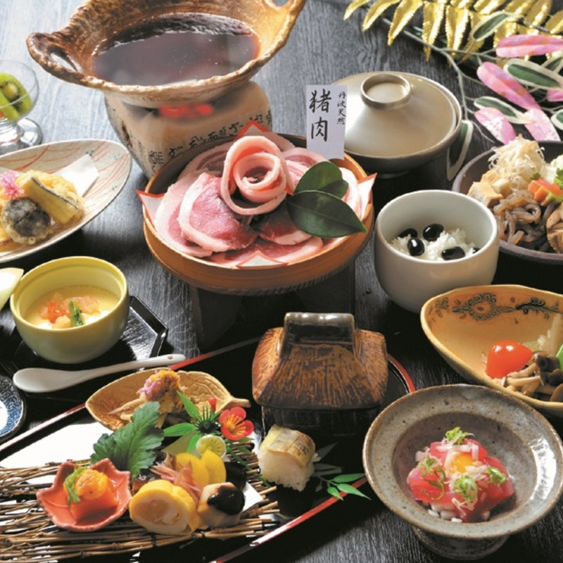 寒い冬を乗り切る!森の京都ジビエフェアに行こう!