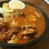 蒙古タンメン中本のテイクアウト 蒙古丼がまるい丼型の容器に変わった