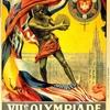 2020東京オリンピックの100年前