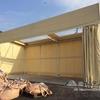 大きな収納スペースを提供します! テント倉庫