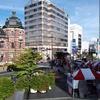 盛岡秋まつり山車 (2018年9月14日) 八幡下りパレード!