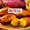 ロイヤルのスイートポテト「紅寿」を食べた感想。大きな皮つきスイートポテト【口コミ】