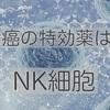 癌の特効薬はNK細胞 <乳がんブログVol.155>