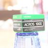 新製品《ACROS 100Ⅱ》 になって新登場!!