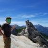 2020年8月19日 長男と二人で燕岳日帰り登山 のんびり歩く普通の登山は楽しい