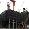 赤坂ますます工事中(写真日記/写真日記巨大建築/写真日記定点観測)