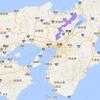 沖縄島と琵琶湖を比較してみた