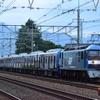 第1368列車 「 甲140 相模鉄道20000系(20104f)の甲種輸送を狙う 」