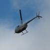 「ヘリコプター」旋回、なぜ?