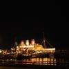 ディズニーシー:大好きな夜景を広角レンズで撮って楽しむ