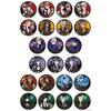 【ツイステ】グッズ『ディズニー ツイステッドワンダーランド 缶マグネット A/B』11個入りBOX【スモール・プラネット】より2020年11月発売予定♪