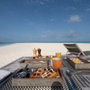 モルディブ  『サンドバンクを貸切で朝食』  クダドゥ Private Island
