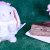 【生チョコミルクレープ】ローソン 6月23日(火)新発売、LAWSON コンビニ スイーツ 食べてみた!【感想】