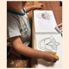 お絵かきや塗り絵に興味を持たない子にペンを持たせる方法