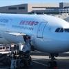 モニターなしのワイドボディ機 中国東方航空 東京成田-上海浦東 MU524 エコノミークラス 搭乗記