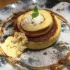 【MARFA CAFE】ふわっふわ♪季節限定りんごのパンケーキ【横浜】