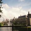 オランダ&ベルギー旅「気ままに過ごす快適旅!デン・ハーグは整いすぎて困惑する街!?国際司法裁判所とビネンホフへ」