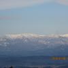 初登りは里山の縦走。遠くの山々が綺麗だった🎶